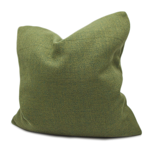 Basic Color Cushion (Army Green) 베이직 무지 쿠션 (녹색)